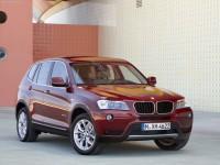 Авто БМВ X3 2011-2012