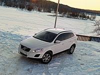 Volvo XC60 белый
