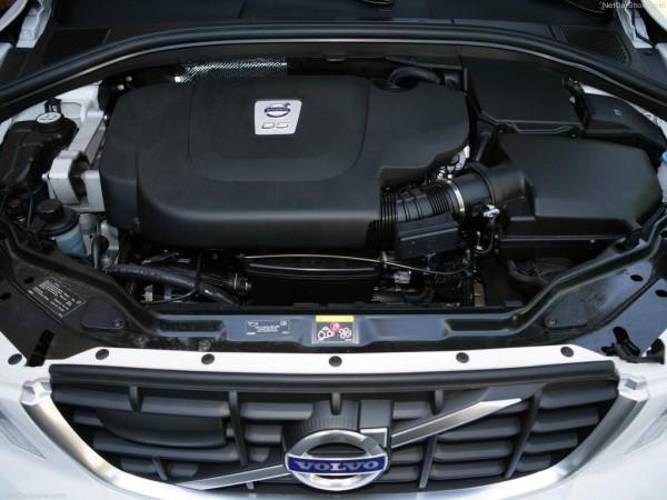 Volvo XC60 двигатель