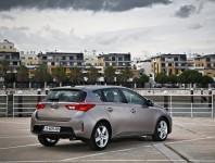 Фото новой Toyota Auris 2013