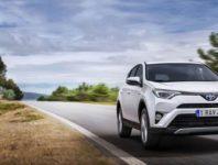 Фото новой Toyota RAV4 IV
