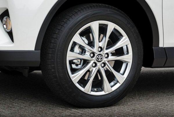 Колеса Toyota RAV4 IV