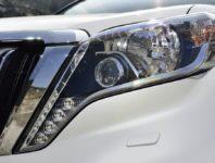 Фото Тойота Ленд Крузер Прадо 150 в новом кузове