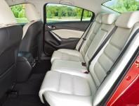 Интерьер Mazda 6 new