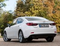 Mazda 6 new белая фото