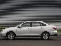 Фото нового Nissan Almera G11
