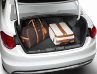 Фото багажника Ситроен С4 седан