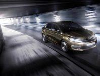 Фото седана Ситроен С4 в новом кузове