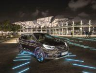 Фото нового Honda CR-V 4
