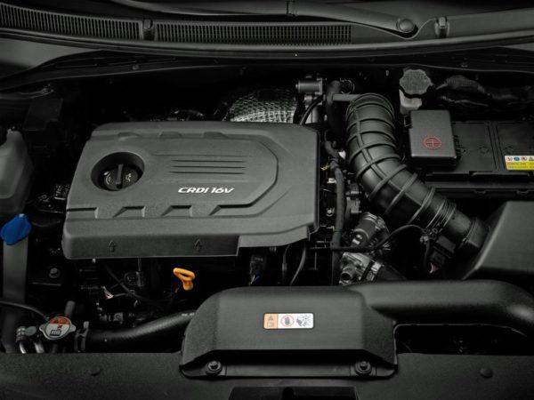 Двигатель Хендай i40