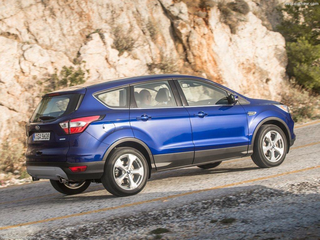Форд куга новая 2018