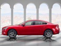 Фото новой Mazda 6 седан III