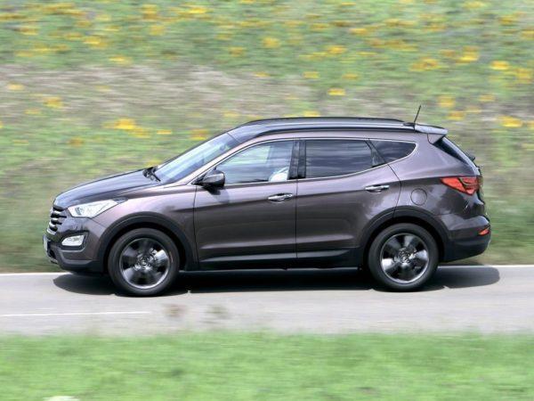 Отзывы о Hyundai Santa Fe 3