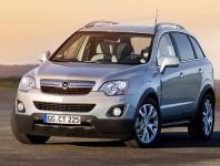 Opel Antara 2014 фото