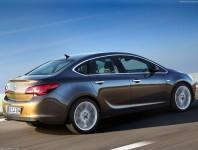 Opel Astra J сдеан 2013