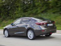 Фото новой Mazda 3 Sedan III