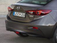 Фото Мазда 3 седан в новом кузове