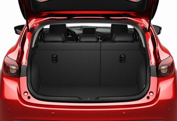 Багажник Mazda 3 Hatchback
