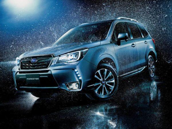 Фото нового Subaru Forester 4
