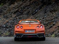 Фото нового Nissan GT-R R35