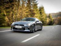 Фото Ниссан ГТР в новом кузове R35