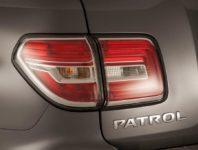 Фото нового Nissan Patrol 6