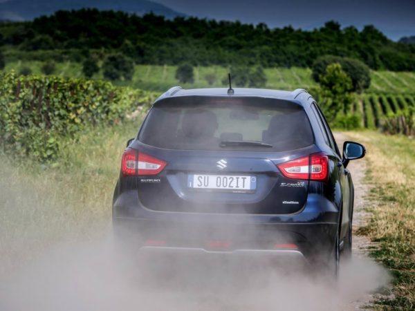 Отзывы о Suzuki SX4 2019