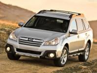 Фото Subaru Outback IV 2014