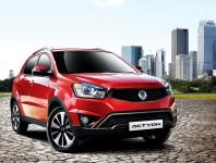 SsangYong Actyon New 2014 фото