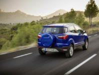 Фото нового Ford EcoSport