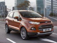 Новый Форд Экоспорт фото