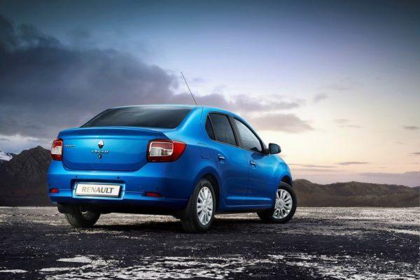 Отзывы о Renault Logan 2021