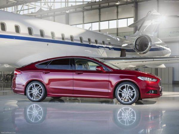 Фото нового Ford Mondeo 5