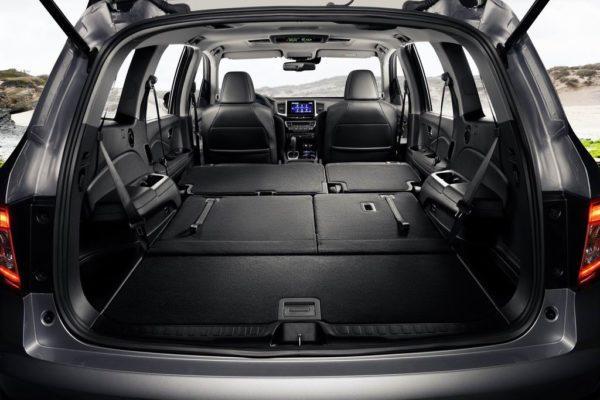 Багажник Honda Pilot 3
