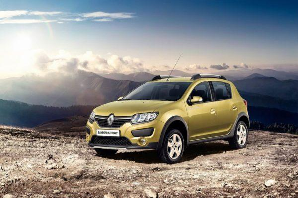 Новый Renault Sandero Stepway 2