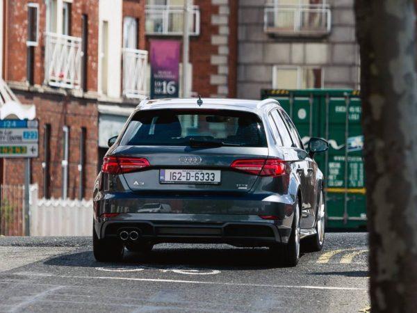 Audi A3 Sportback (8V)
