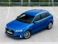 Фото нового Audi A3 Sportback (8V)