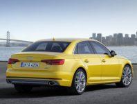 Фото нового Audi A4 (B9)