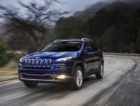 Фото нового Jeep Cherokee 5 (KL)