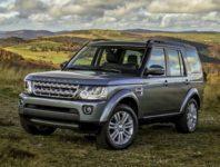 Фото нового Land Rover Discovery 4