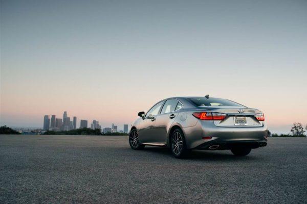 Отзывы о Lexus ES XV60