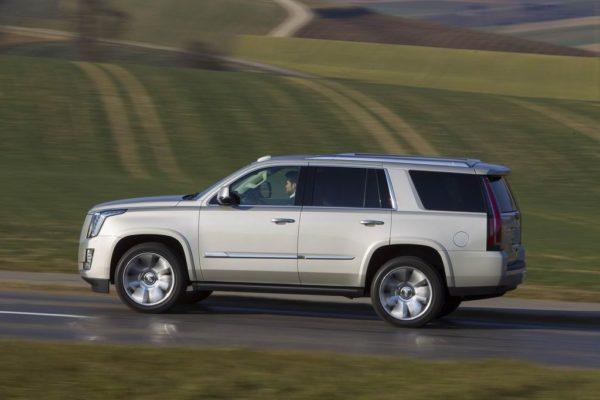 Отзывы о Cadillac Escalade 2020