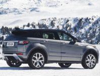 Фото нового Range Rover Evoque