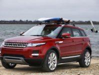 Range Rover Evoque фото