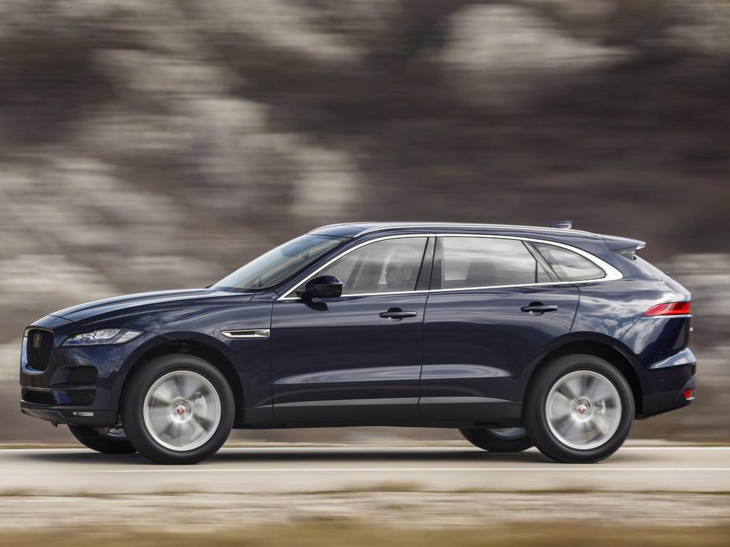 Jaguar F Pace 2017 цена >> Ягуар Ф-Пэйс 2017-2018 - фото и цена, видео, характеристики нового Jaguar F-Pace
