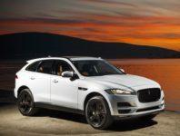Фото нового Jaguar F-Pace