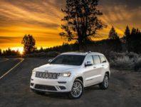 Фото нового Jeep Grand Cherokee WK2