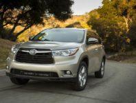 Фото нового Toyota Highlander 3