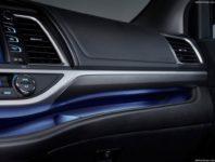 Интерьер нового Тойота Хайлендер 3