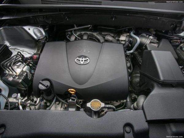 Двигатель Toyota Highlander 3